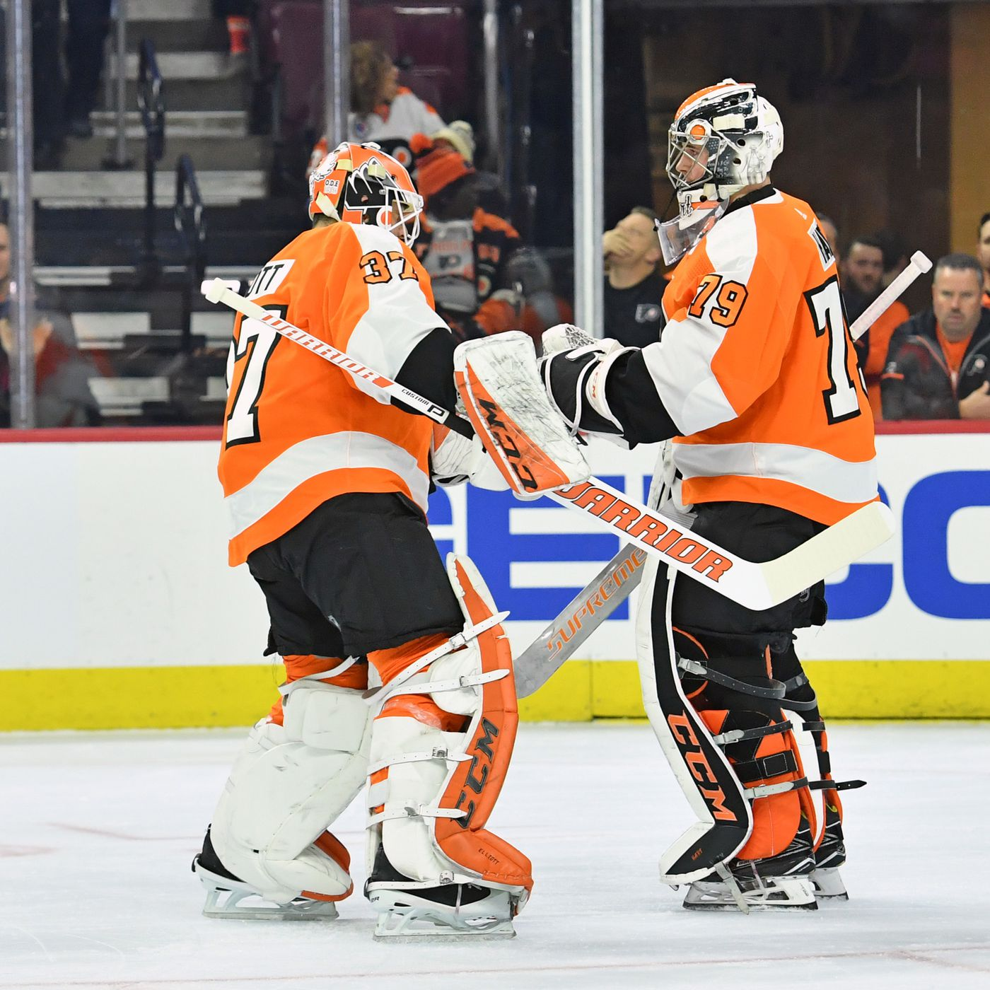 52421834 How concerning is the Flyers' goaltending situation heading into 2019-20?