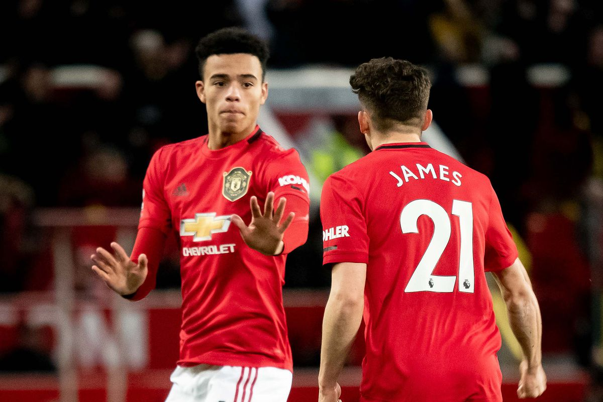 Manchester United Tactical Analysis: Mason Greenwood vs. Daniel ...