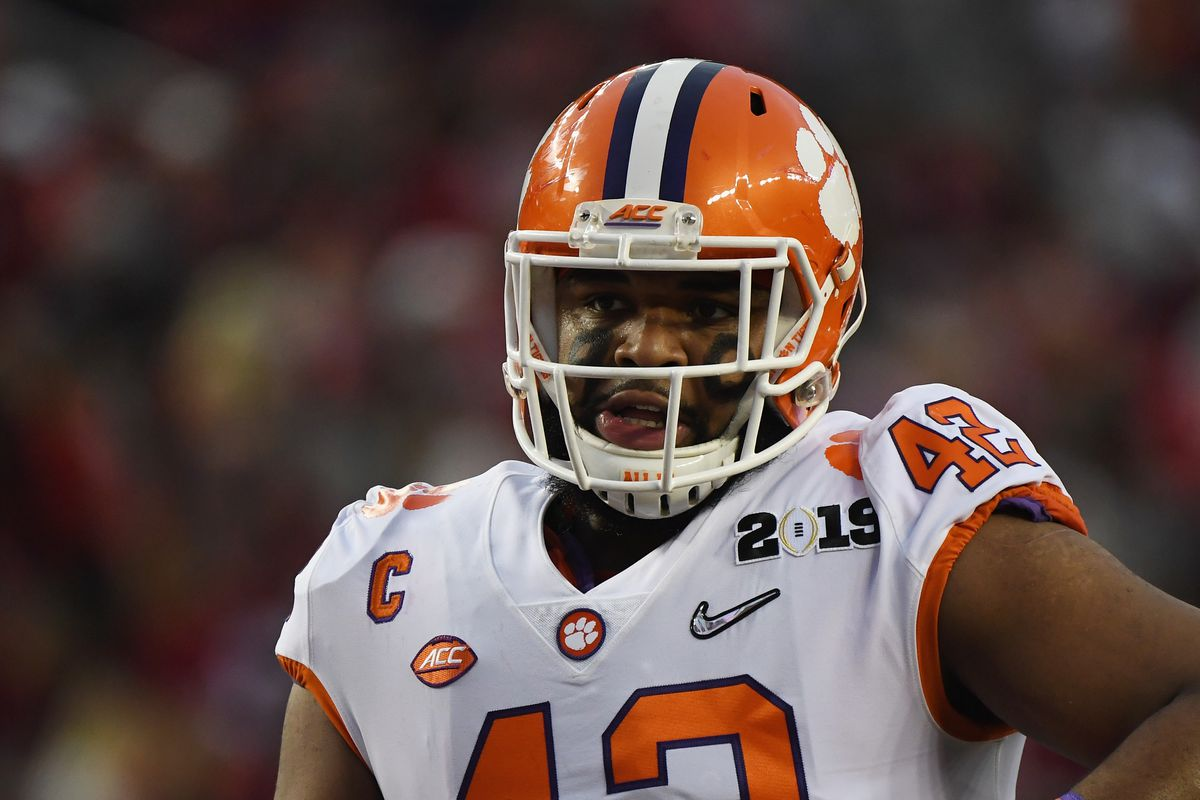 228e4c61 2019 NFL Draft: Scouting Clemson defensive tackle, Christian Wilkins ...