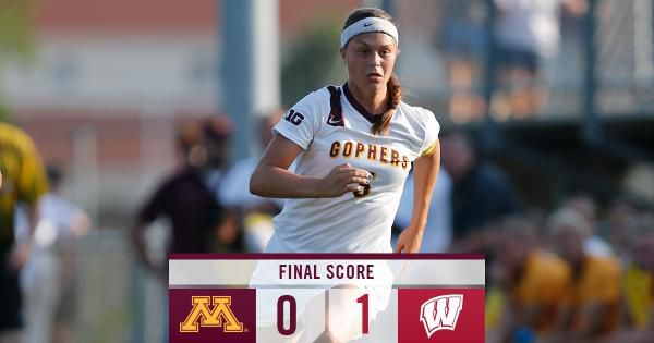 Minnesota Looses to Wisconsin
