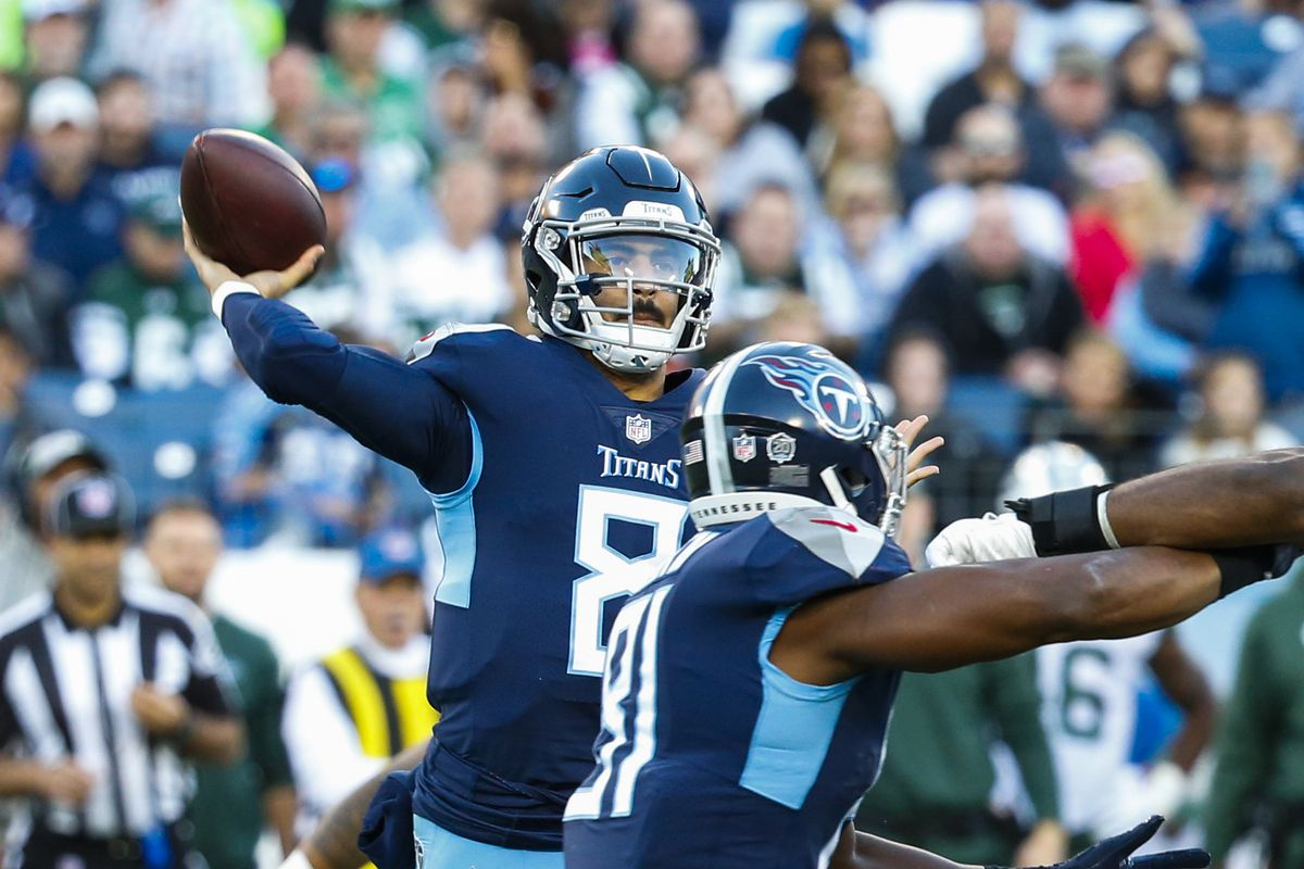 d8f6dd98 Jaguars vs. Titans 2018 odds: Tennessee set as betting favorite for ...