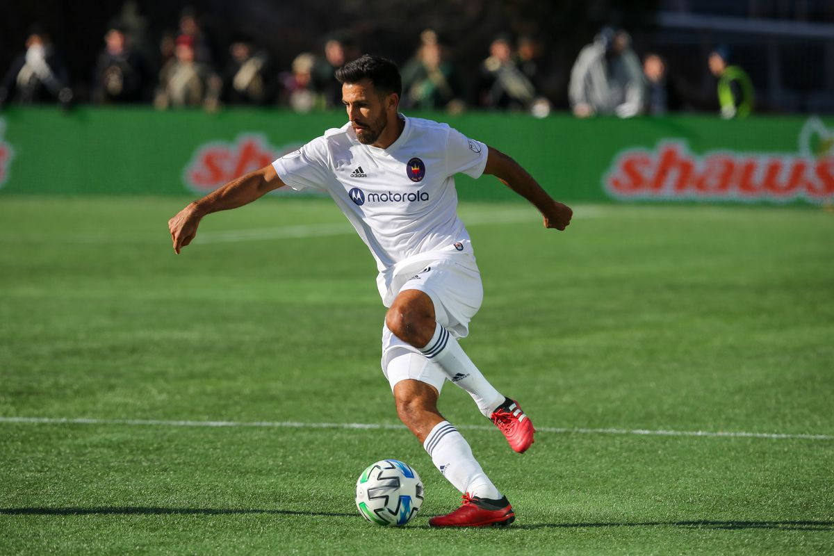 MLS: Chicago Fire FC at New England Revolution