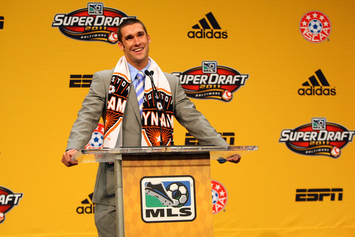 Will Bruin was the last Indiana standout to be selected early in the SuperDraft.  Could Zavaleta be next?