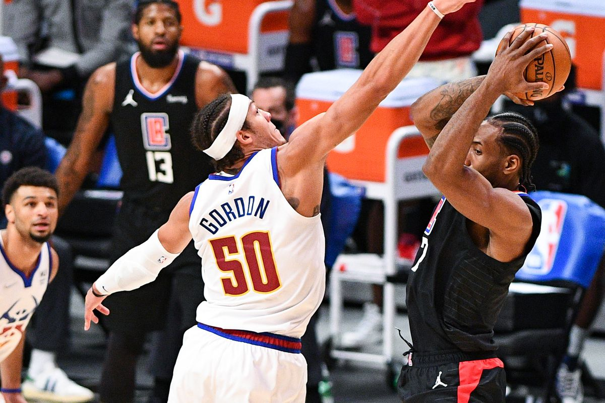 NBA: APR 01 Nuggets at Clippers