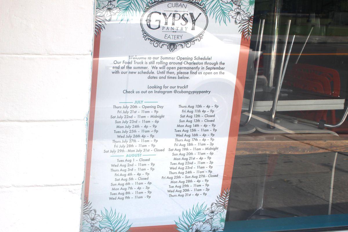 Cuban Gypsy Food Truck Charleston