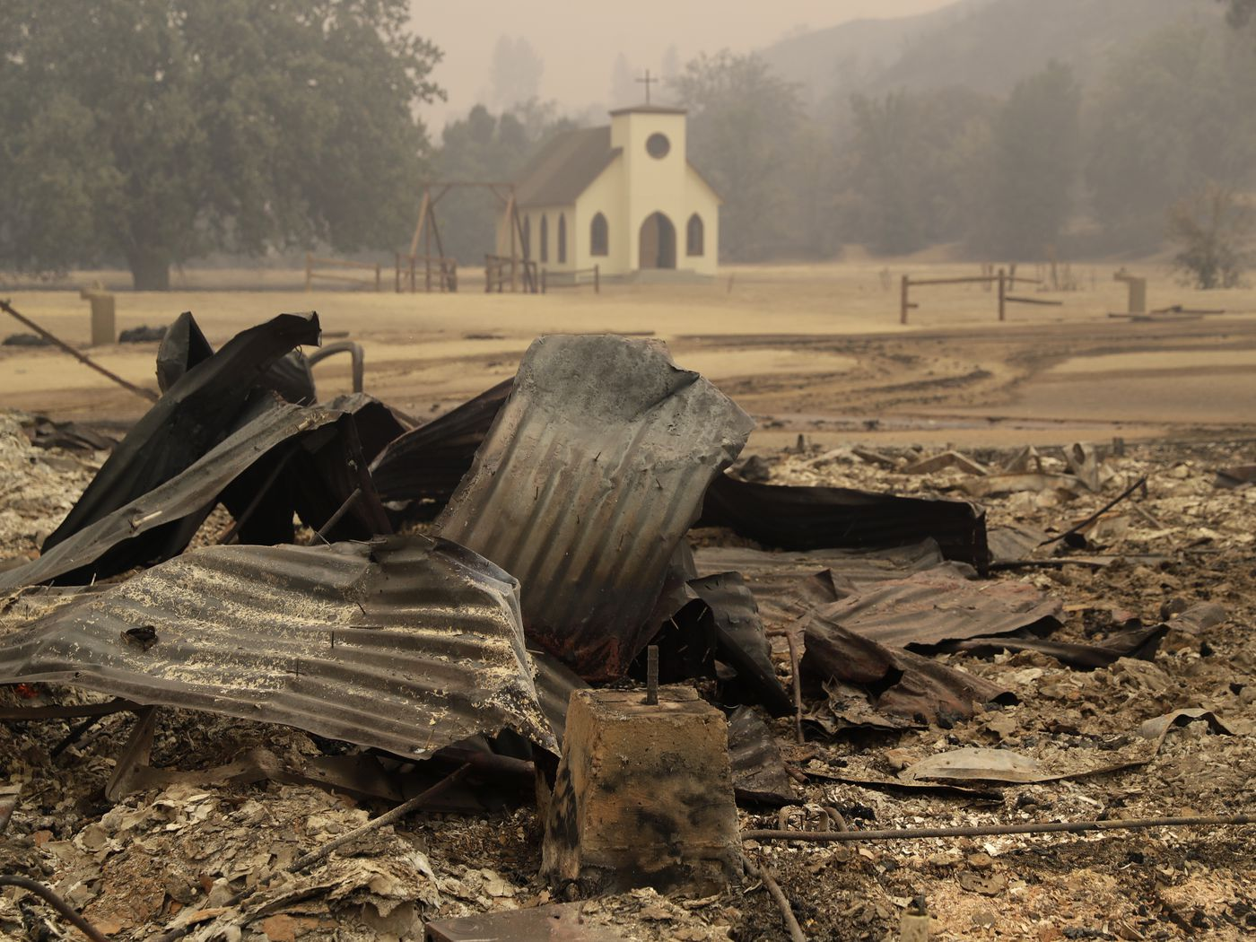 Malibu fires: Paramount Ranch destroyed, M*A*S*H set nearly