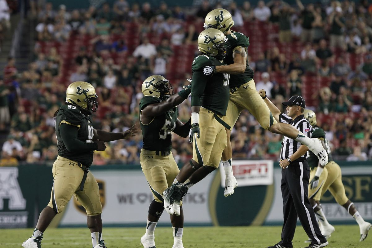 Ryne Giddens (97) and Aaron Lynch (19) were signed and drafted, respectively, to the NFL this weekend.