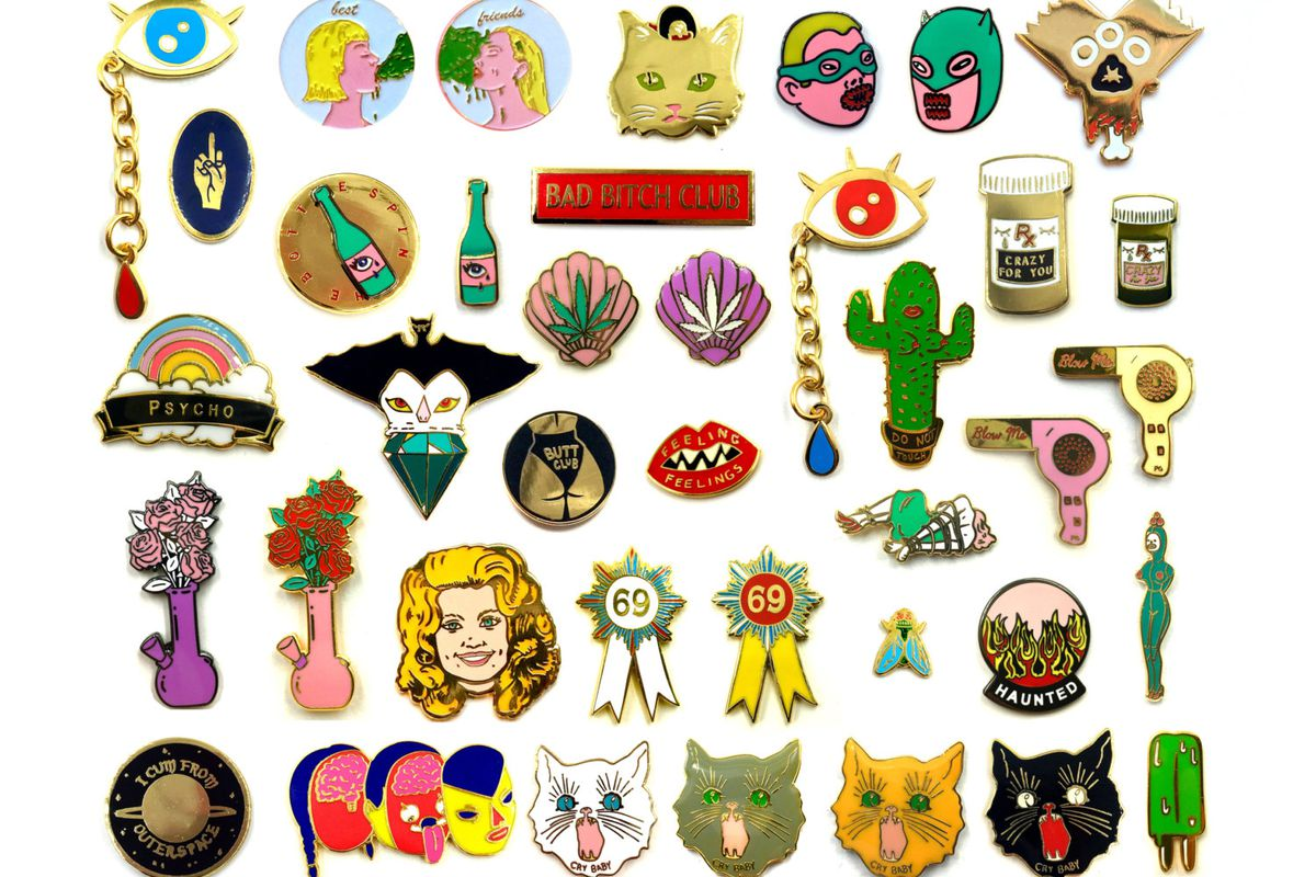 Want to Design a 'Stupid' Best-Selling Pin? Here's a Step-by