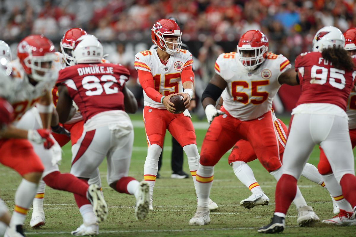 Chiefs vs. Cardinals: highlights from the game - Arrowhead Pride