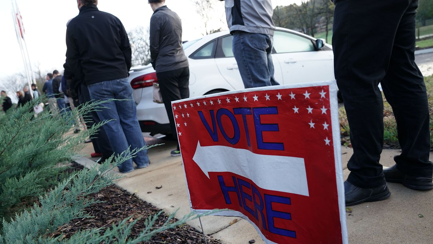 Tennessee sued over law punishing incomplete voter registrations - Vox