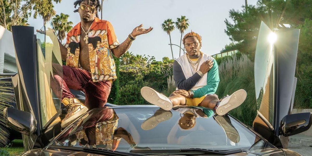 Gunna And Yak Gotti Stunt Hard In Wunna Flo Video Revolt