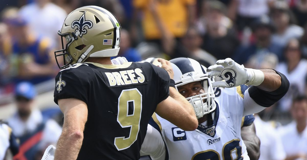 Saints inactive report for Week 3: No surprises against Seahawks