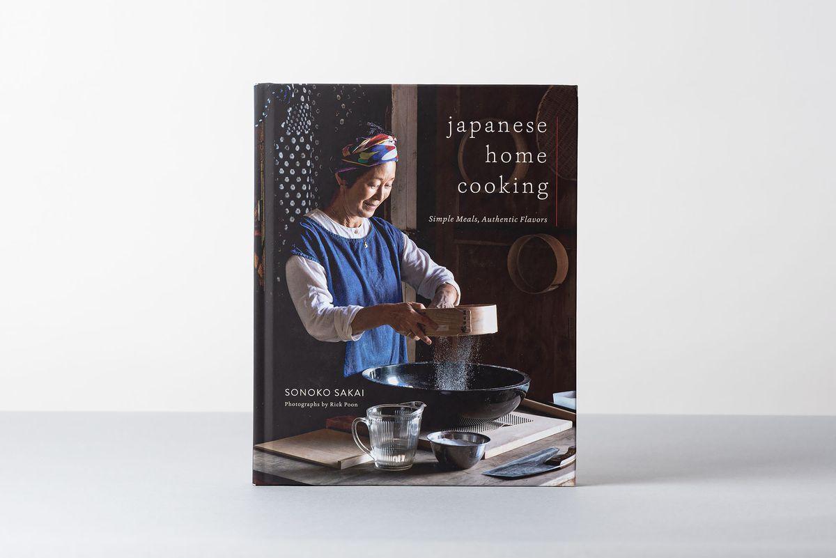 Sonoko Sakai's Japanese Home Cooking cookbook