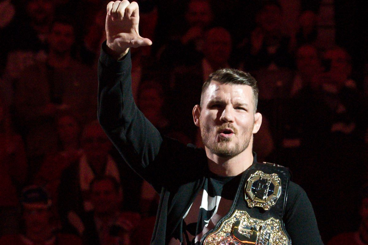 Michael Bisping UFC middleweight Champion