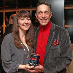 Katie O'Shea and Paul Attardi of Old Major