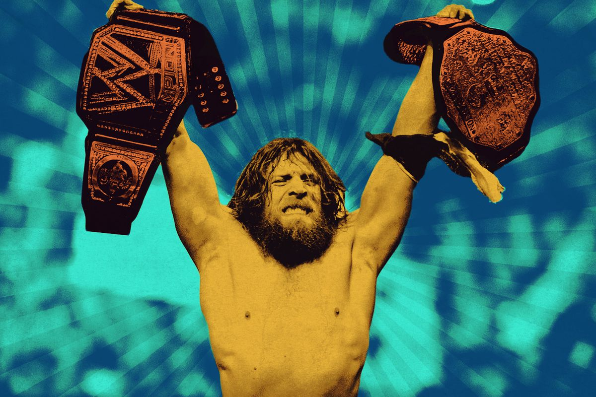 the best attitude 9c94d 1d1a5 Daniel Bryan Is Back! Now What