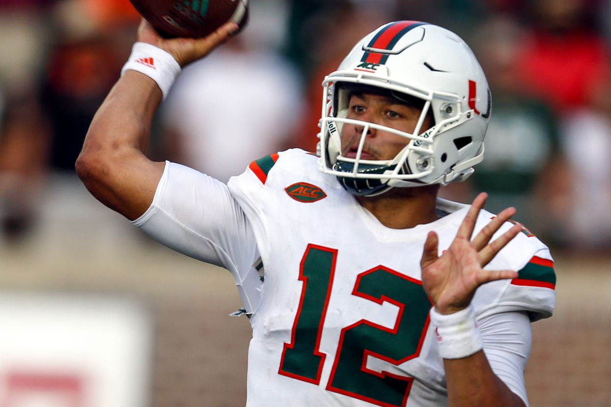 ffbf193a1 Miami Hurricanes Football  Gametime