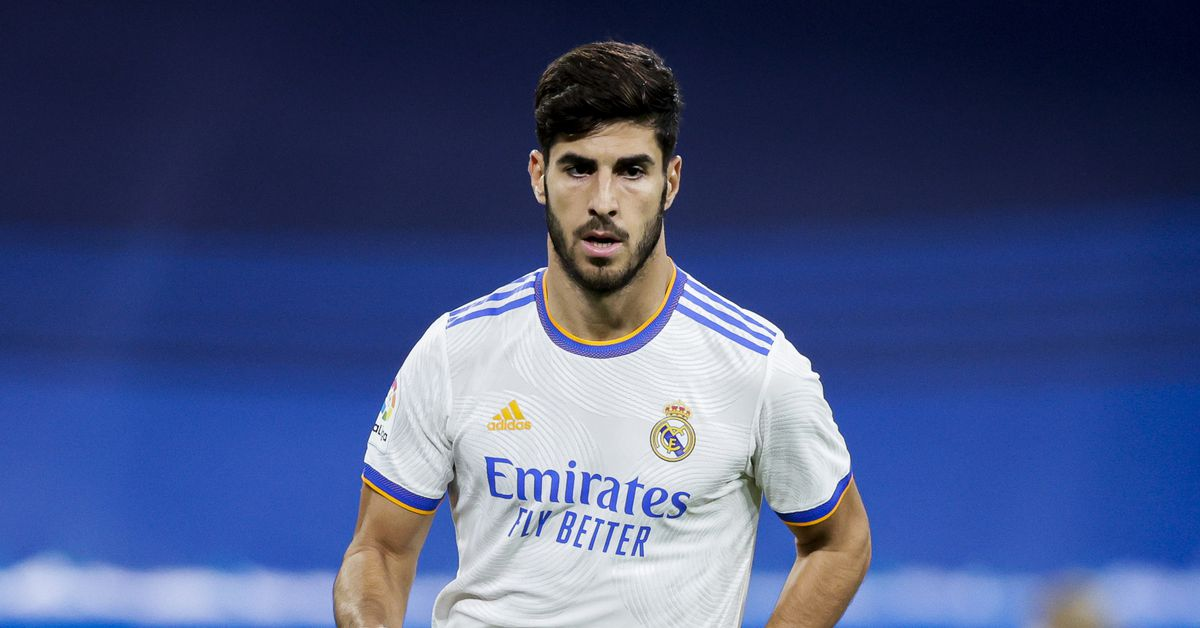 Real Madrid place Marco Asensio on the market -report - Managing Madrid