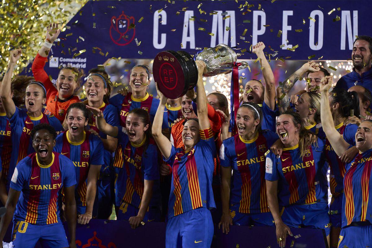 FC Barcelona v Levante UD: Copa de la Reina Final