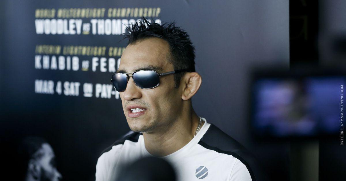 Tony Ferguson wants UFC to 'pay' Dustin Poirier to make the fight happen, Poirier responds