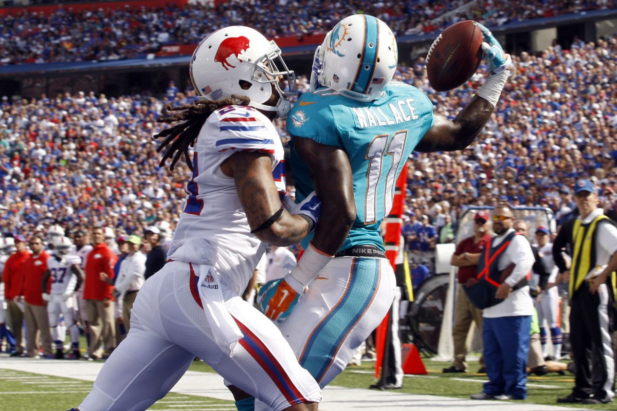 ab8387efd Dolphins vs Bills  Miami offensive snap counts from Week 2 defeat. New ...