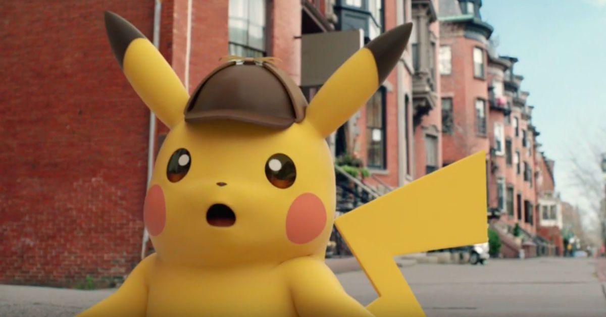 Ryan Reynolds to reportedly star as Pikachu in Detective Pikachu movie