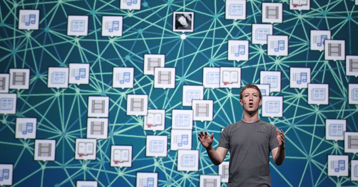 Facebook doesn't need to sell your data. It has been giving it away free for years.