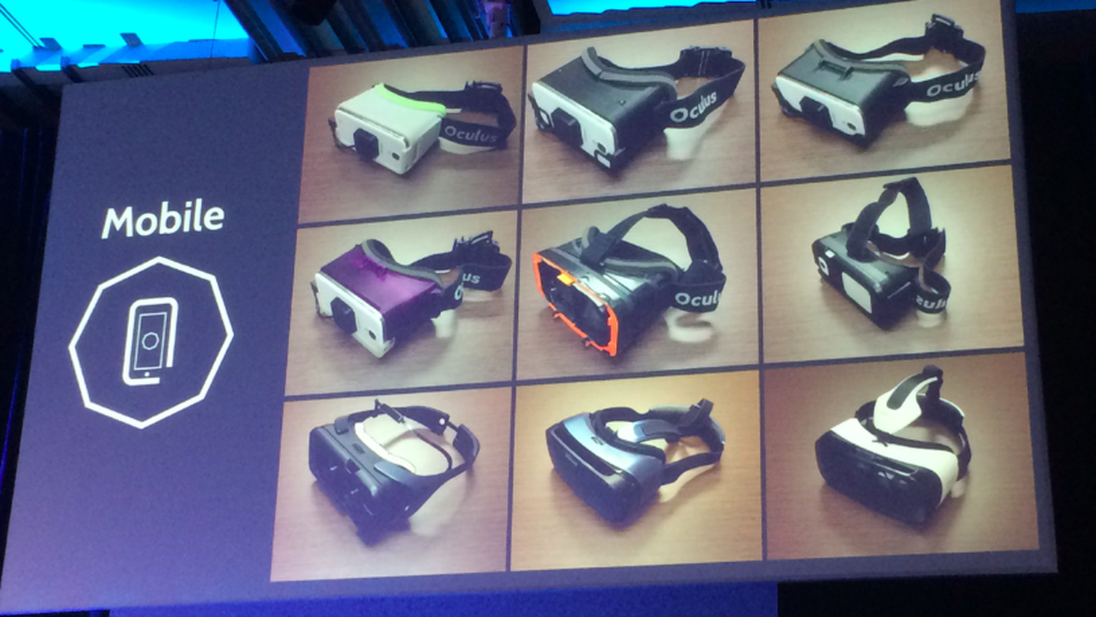 Gear VR is a closed system, Oculus will control the flow