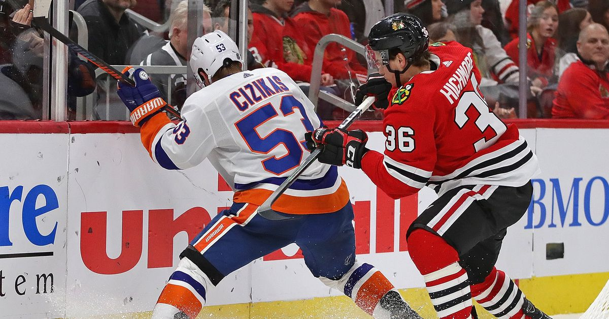 Islanders Gameday News: Visiting Chicago in search of points