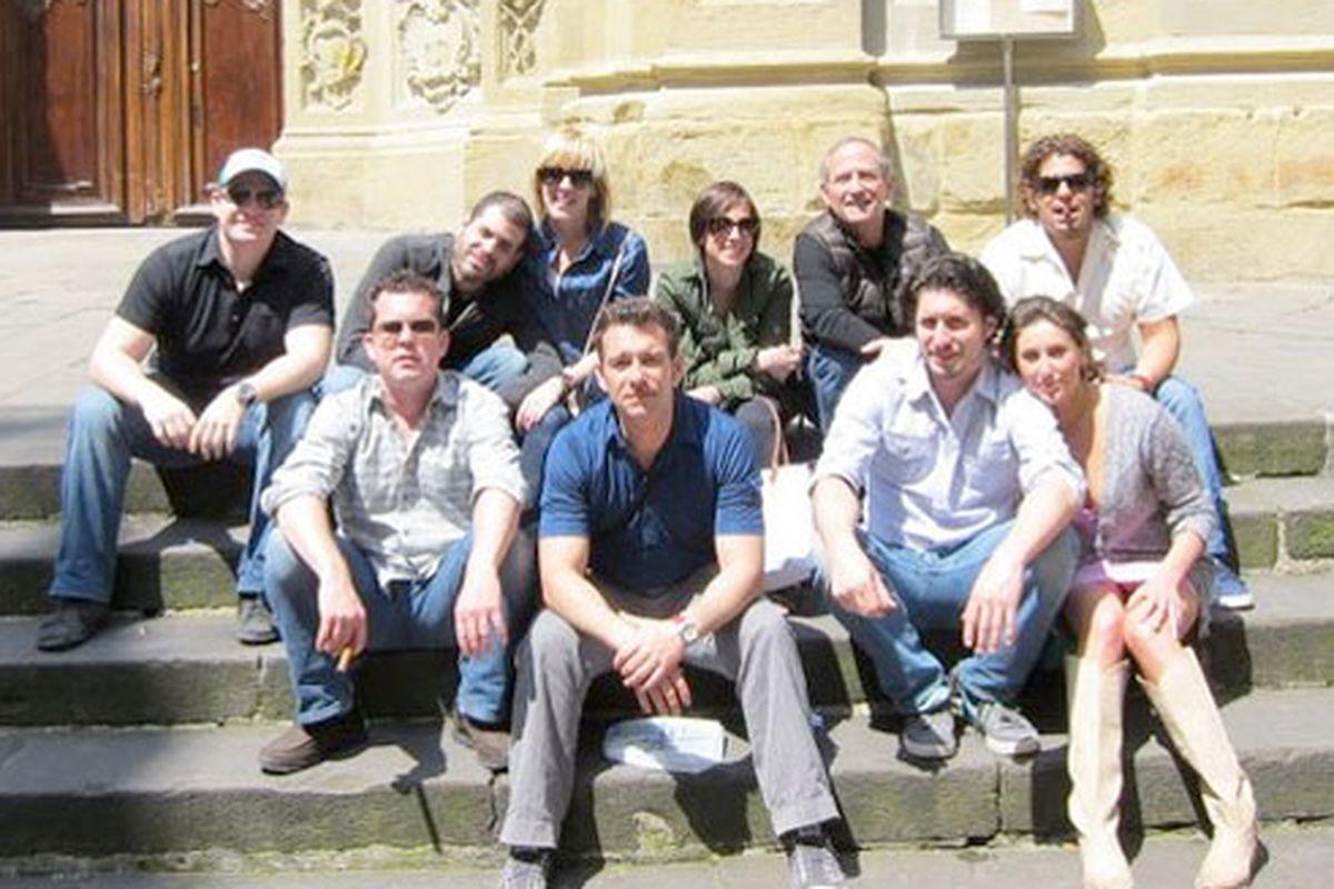 The Tavernita crew in Spain