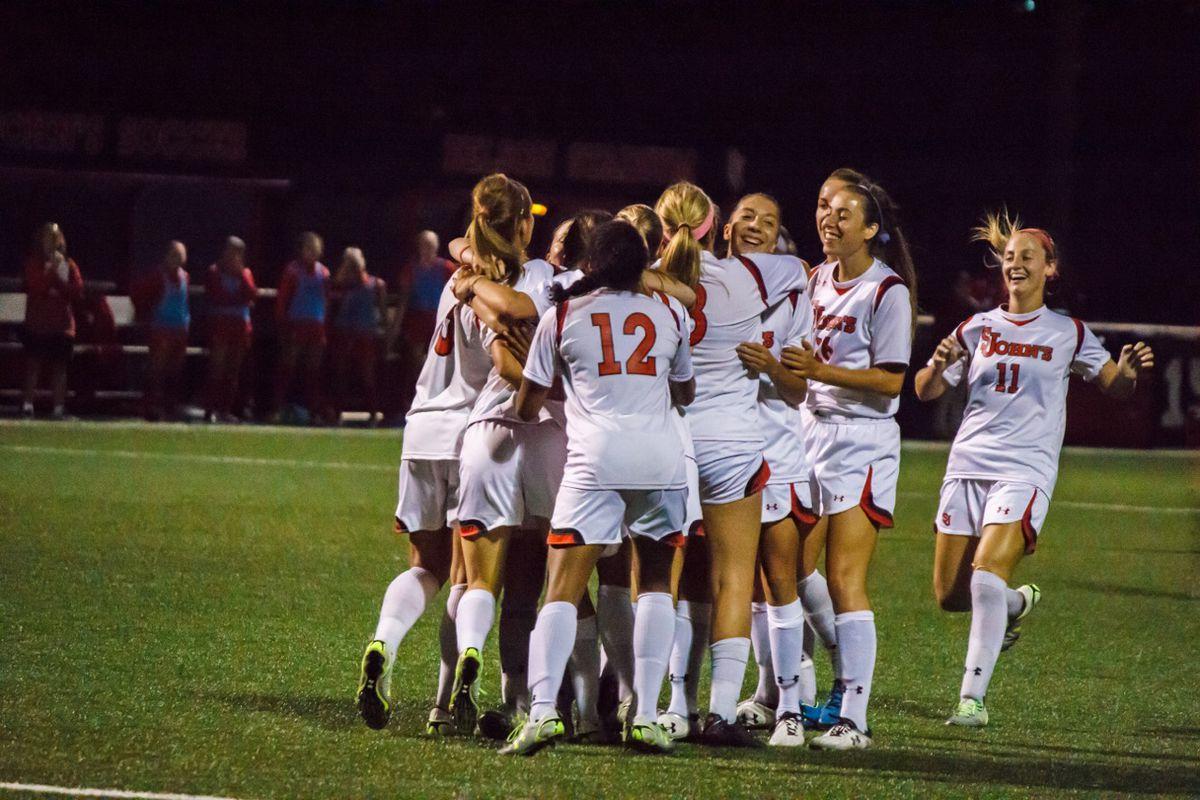 Women's soccer vs Stony Brook