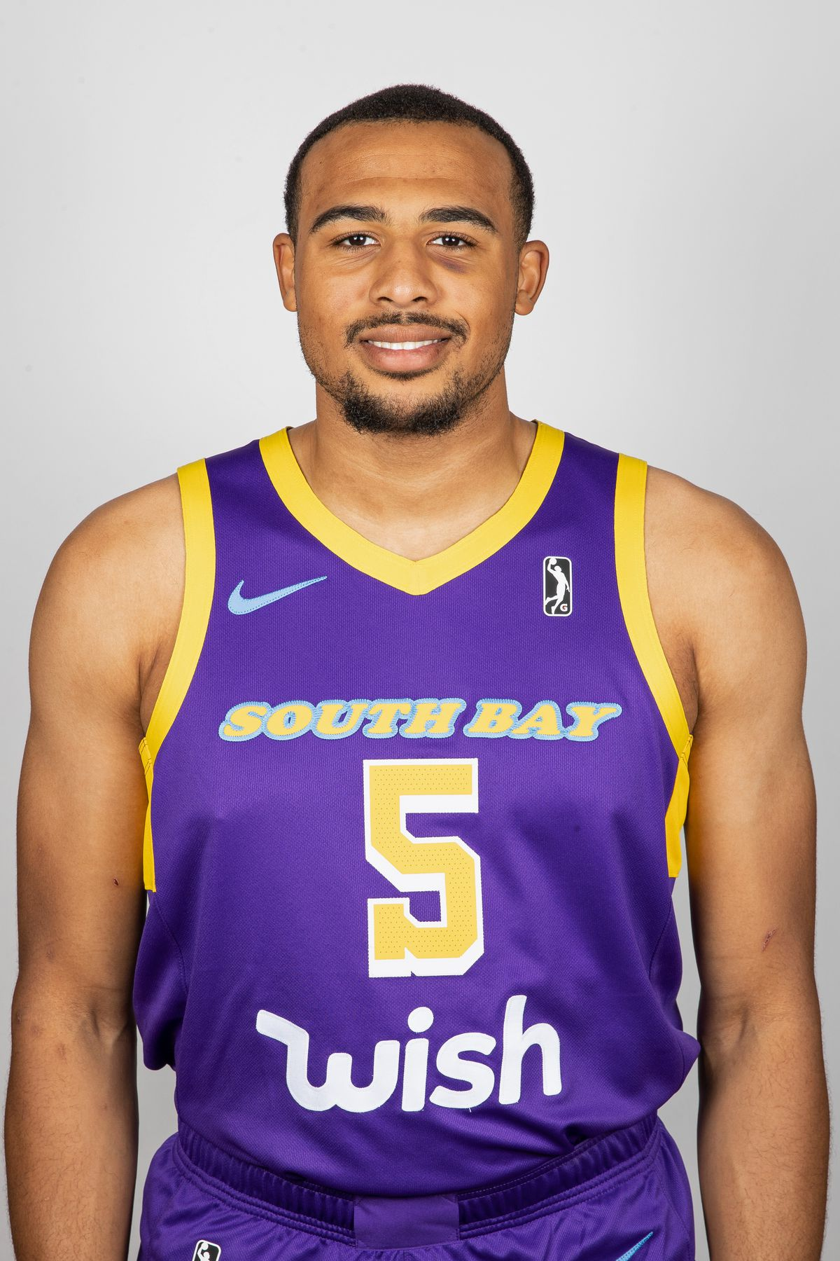2019-20 South Bay Lakers Media Day