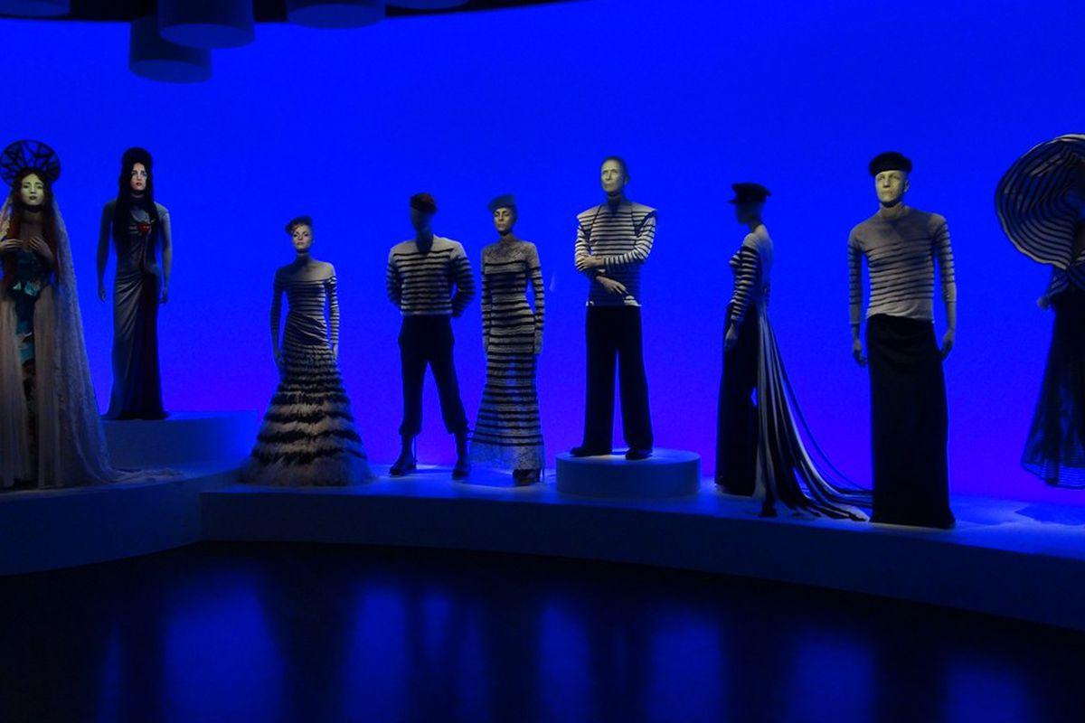 "Image via <a href=""http://www.wwd.com/fashion-news/fashion-scoops/brooklyn-museum-gearing-up-for-jean-paul-gaultier-exhibit-7181032?src=rss/fashion/20130923"">WWD</a>"