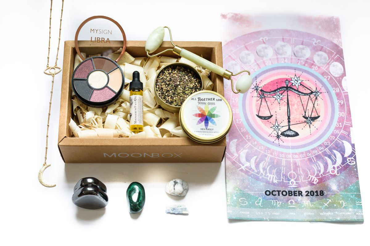"""Moonbox and the rise of the """"spiritual"""" subscription box - Vox"""