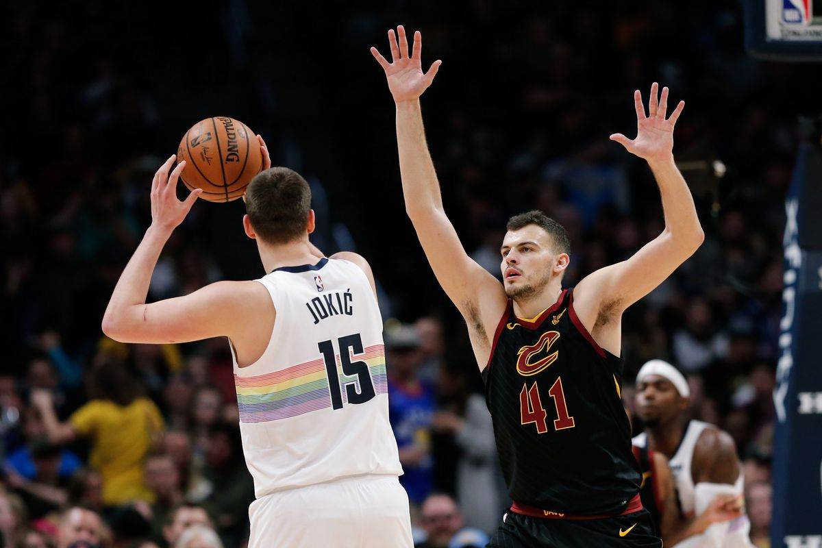 NBA: Cleveland Cavaliers at Denver Nuggets