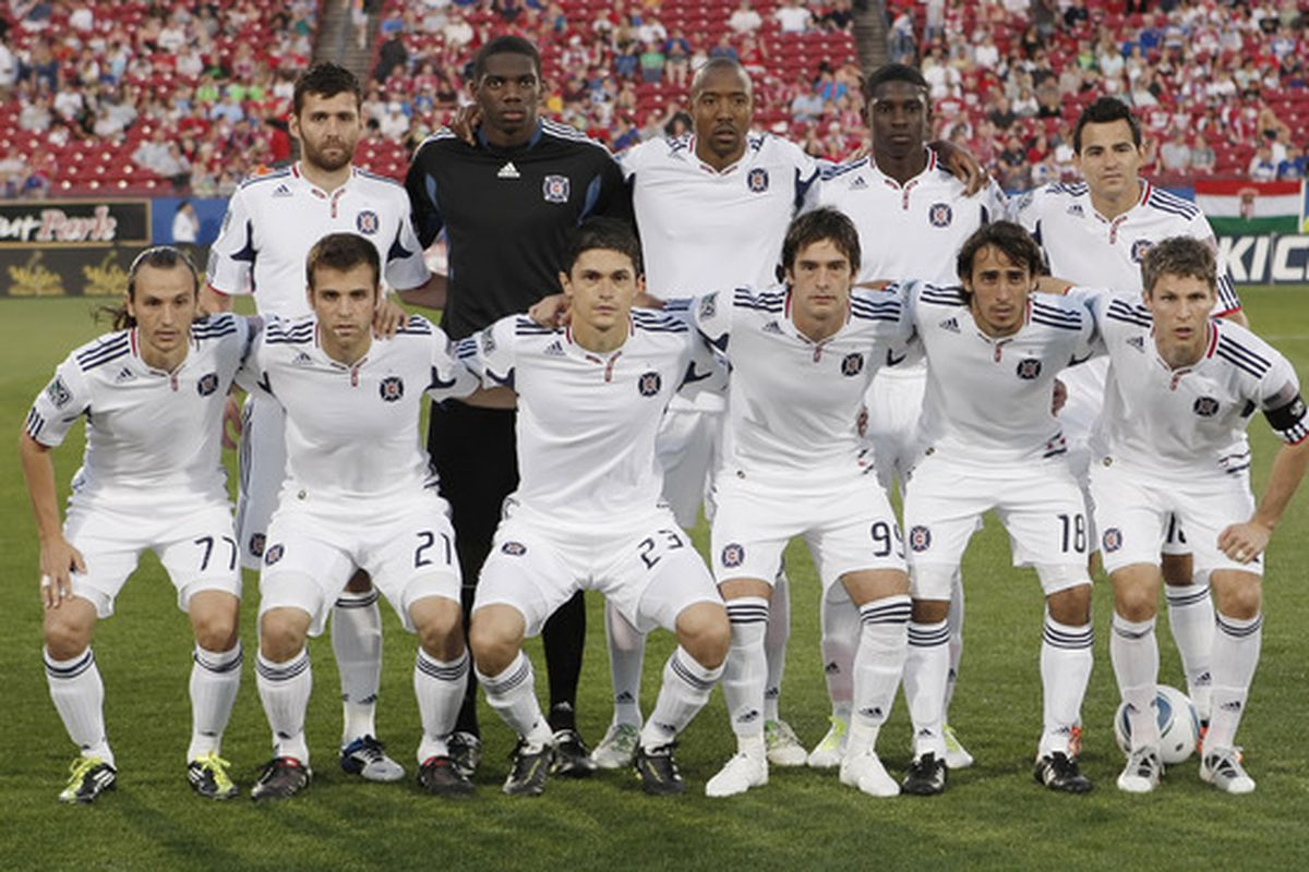 The starting XI against FC Dallas on March 19, 2011.  How much has changed....