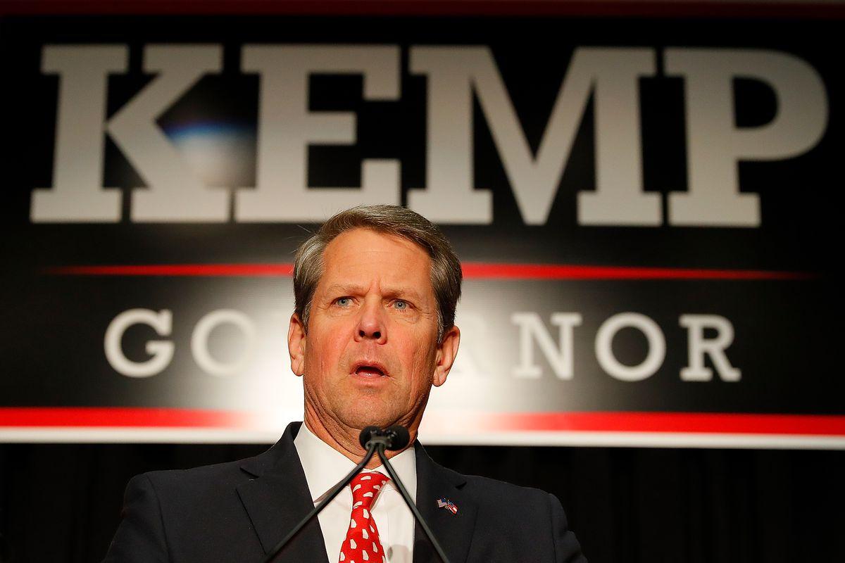 Αποτέλεσμα εικόνας για brian kemp governor