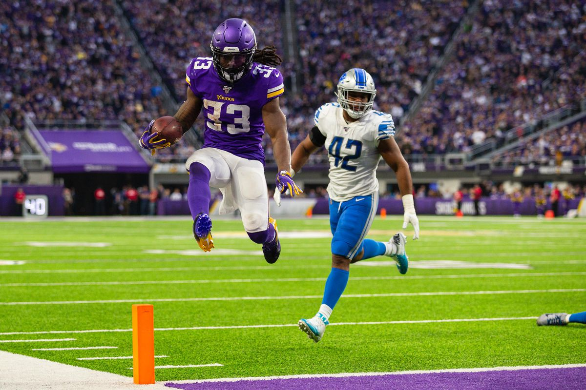 Lions Vs Vikings Quick Thoughts What Just Happened