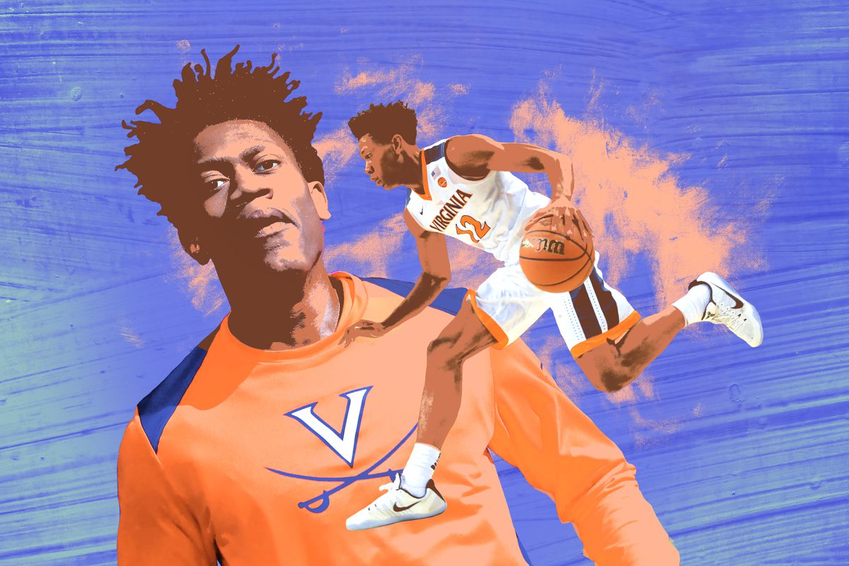 De Andre Hunter Can Fix Virginia s Tournament Blues 2265d22072bf