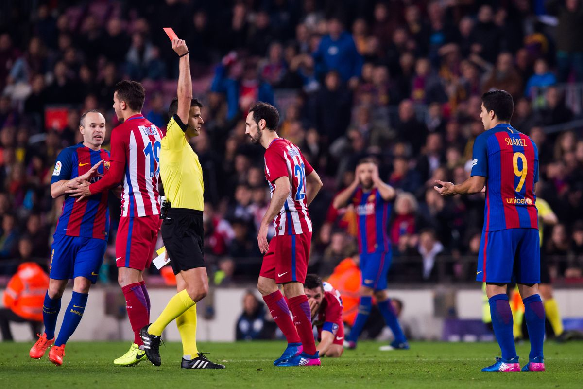FC Barcelona v Atletico Madrid - Copa Del Rey Semi-final: Second Leg