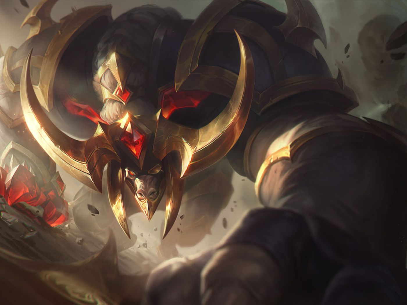 fb0ce9588 Conqueror Alistar  What you need to know about the 2019 MSI skin - The Rift  Herald