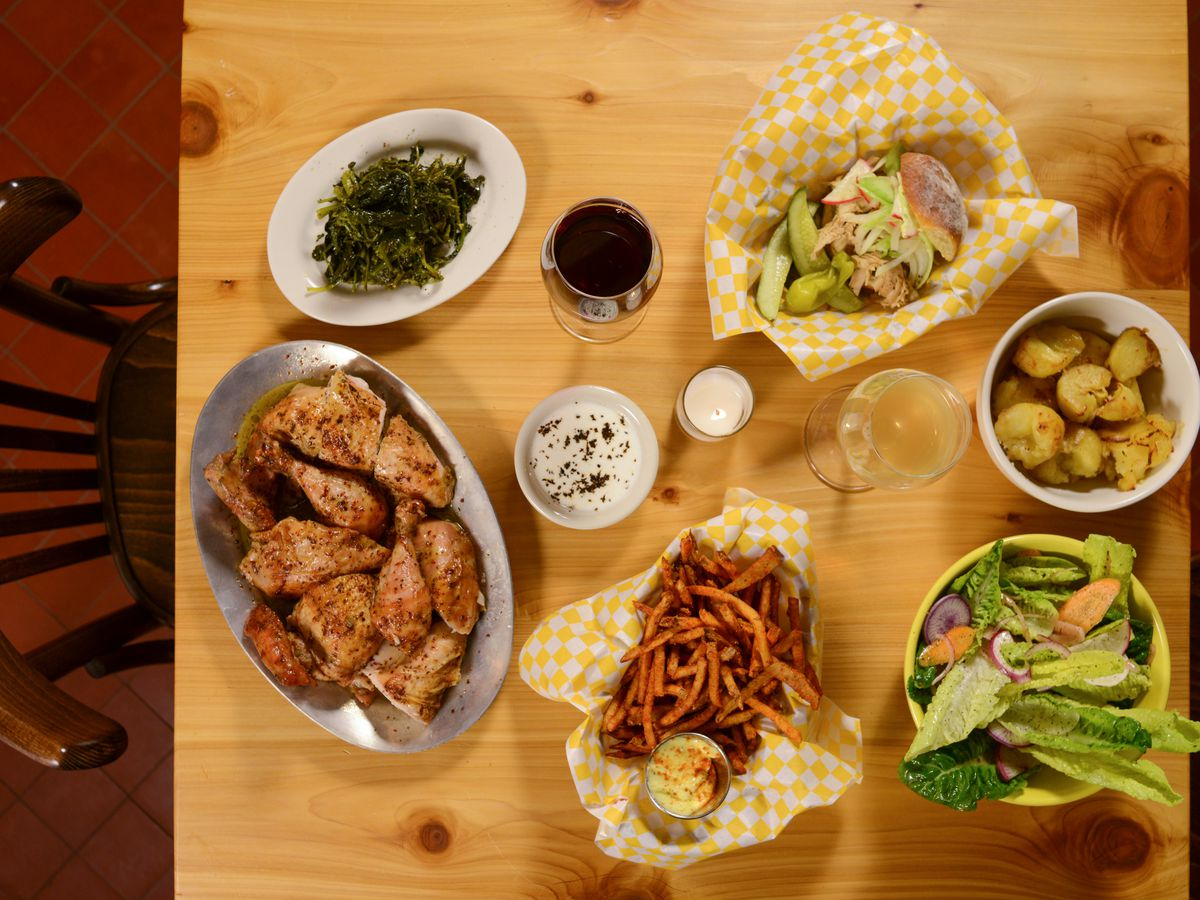 Nyc Restaurants For Group Dinners