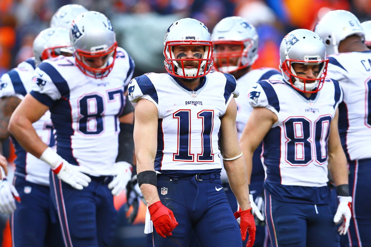 Tom Brady's core targets remain intact