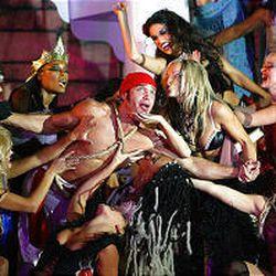 Operetta masked girl at casino horseshoe casino indiana common