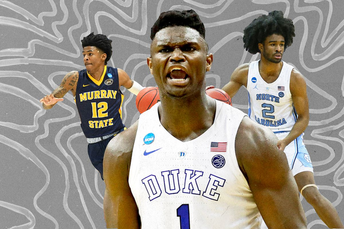 4a97b8d672713 NBA mock draft 2019: Zion Williamson is a lock to go No. 1. Is Ja Morant  No. 2? New ...