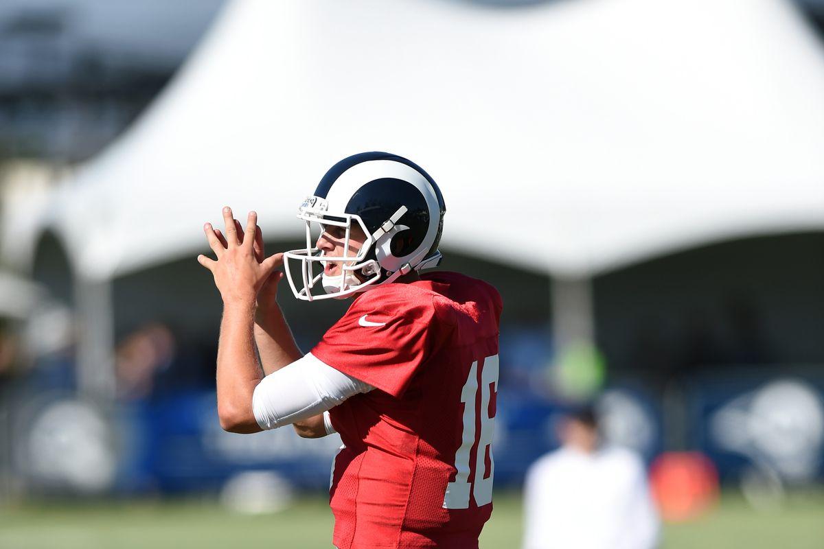 97306195 2019 LA Rams training camp: July 30 practice recap - Turf Show Times