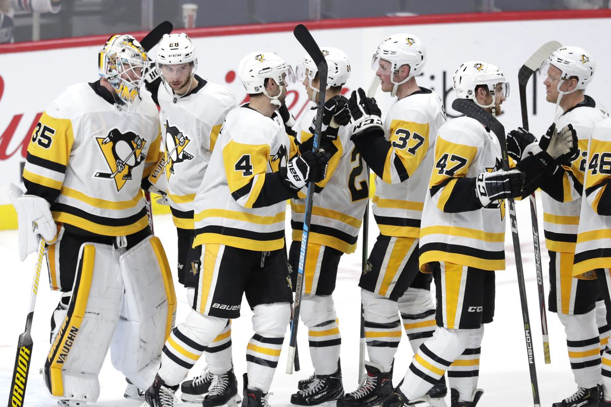 Three quick thoughts on the Penguins' three-game winning streak