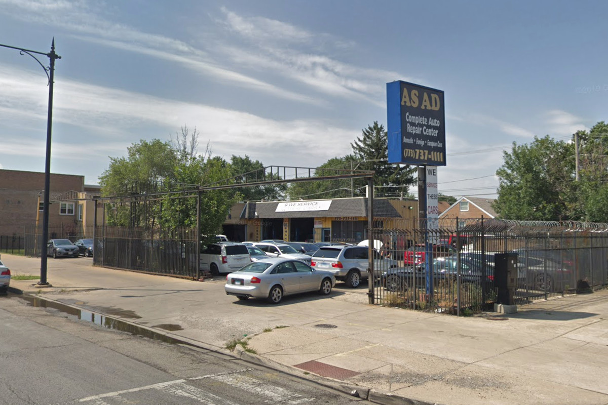 Six vehicles were stolen Jan. 26, 2020, from an auto shop in the 8100 block of South Kedzie Avenue.
