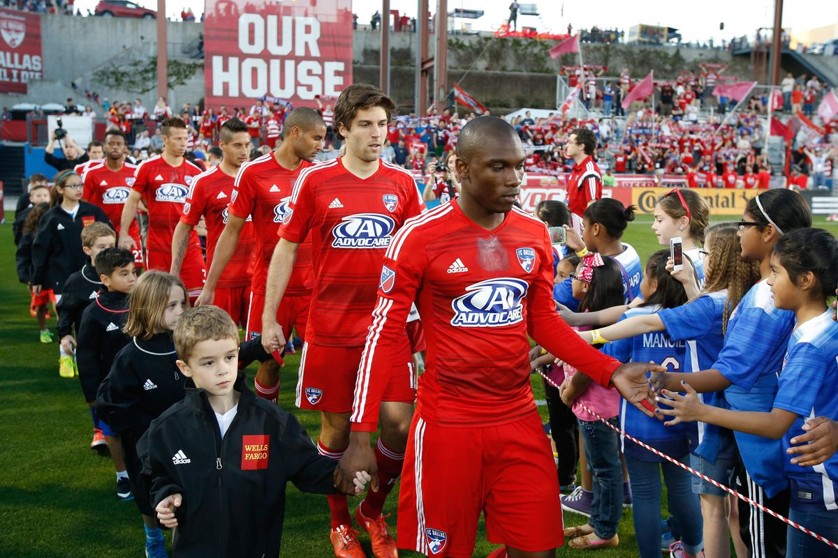Dallas will be lining up to score against TFC on Saturday, led by Fabian Castillo