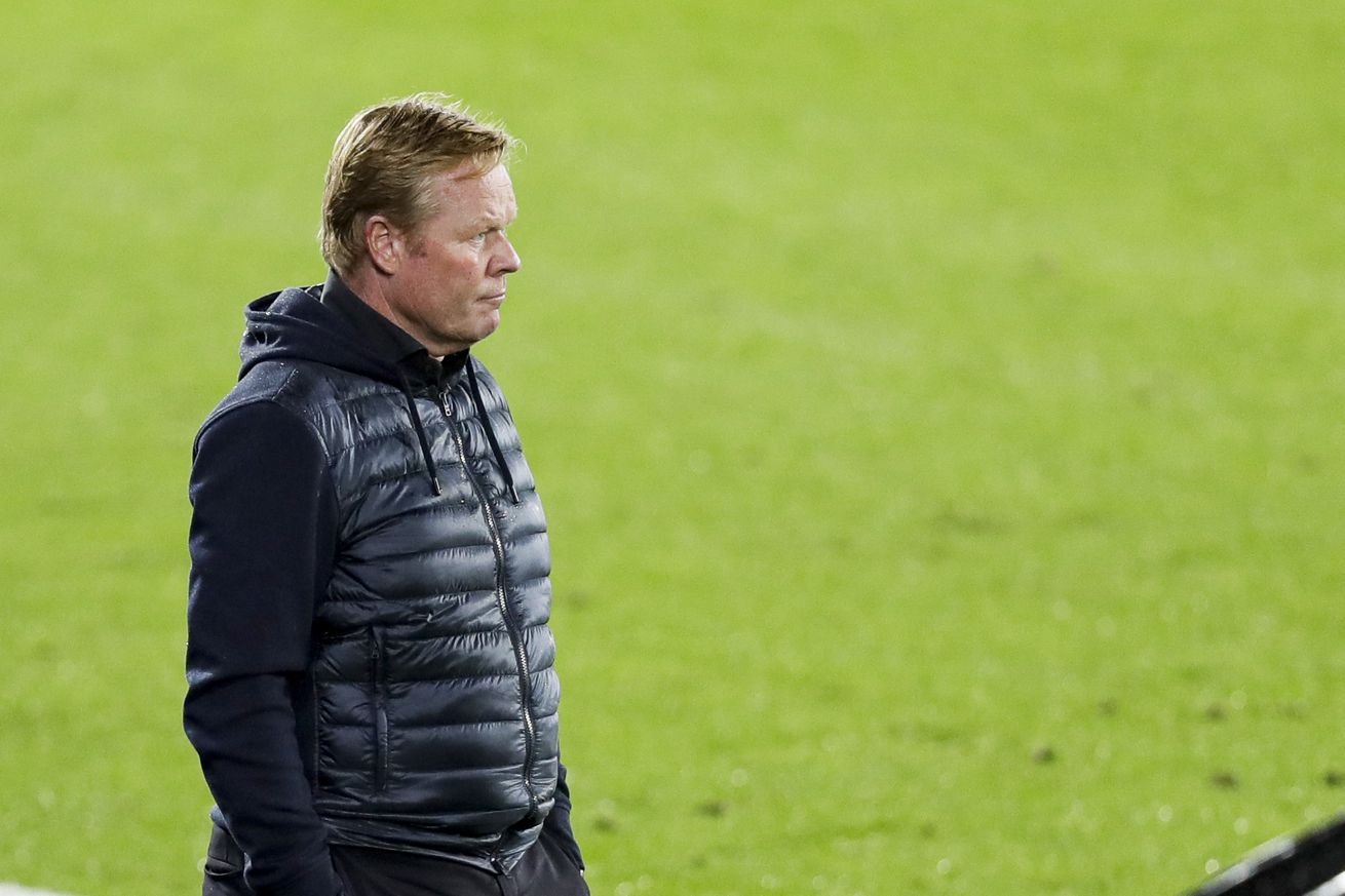 Koeman happy with Barca win but calls on team to improve